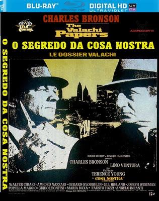 Os Segredos da Cosa Nostra Dual Áudio 1972 - BluRay 1080p