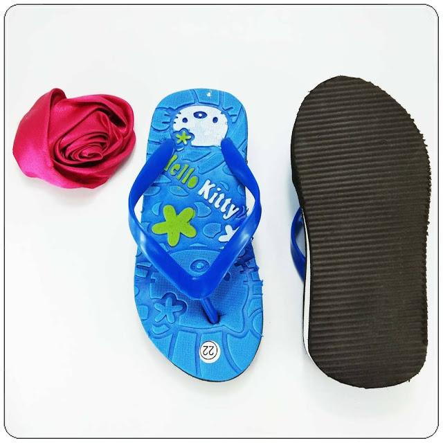 Sandal HK Tebal Baby Pabrik Sandal-Sandal Murah