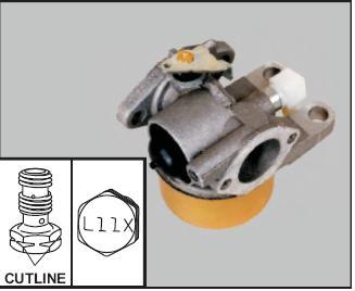 Tecumseh Carburetor Identification: Tecumseh 2 Cycle Series