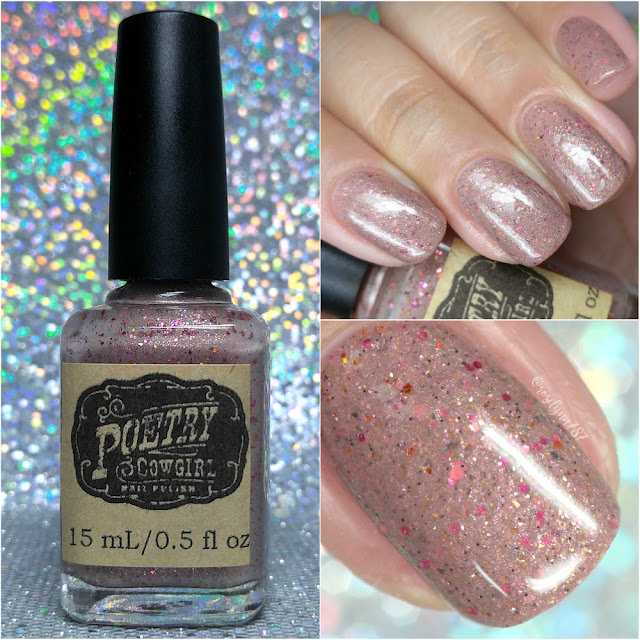 Poetry Cowgirl Nail Polish - Polish Pick Up September 2017
