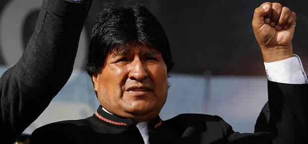 MORALES: 'NOS ROBAN EL MAR Y LAS AGUAS DEL SILALA. AHORA NOS ACUSAN DE ROBAR 9 CAMIONES'