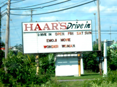 Haar's Drive-In Movie Theater in Dillsburg Pennsylvania