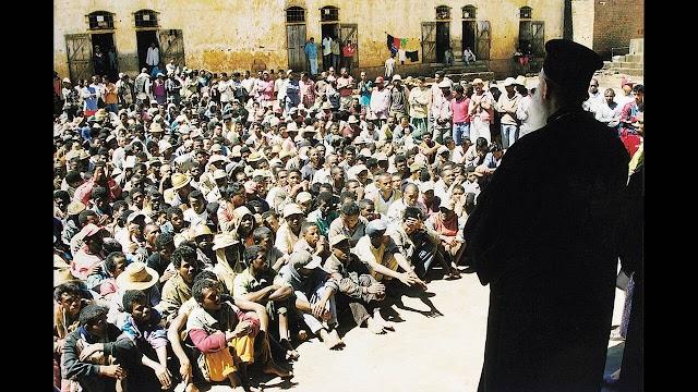 Εκοιμήθη ο προστάτης των φυλακισμένων πατήρ Γερβάσιος