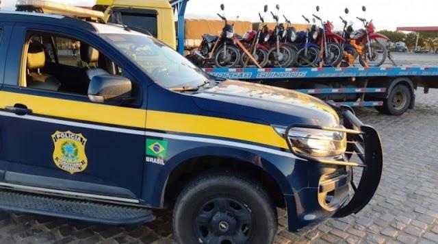PRF intensifica fiscalização para coibir possíveis irregularidades de trânsito na Chapada Diamantina