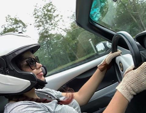 Car Girl: Elisa Artioli