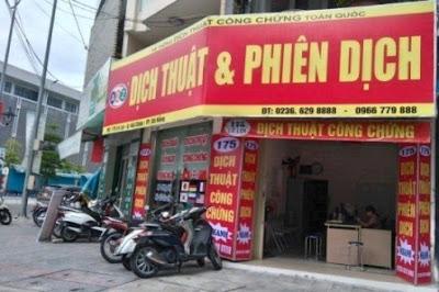 Văn phòng dịch văn bản tiếng Hán Nôm tại Thái Nguyên chuẩn xác nhanh chóng