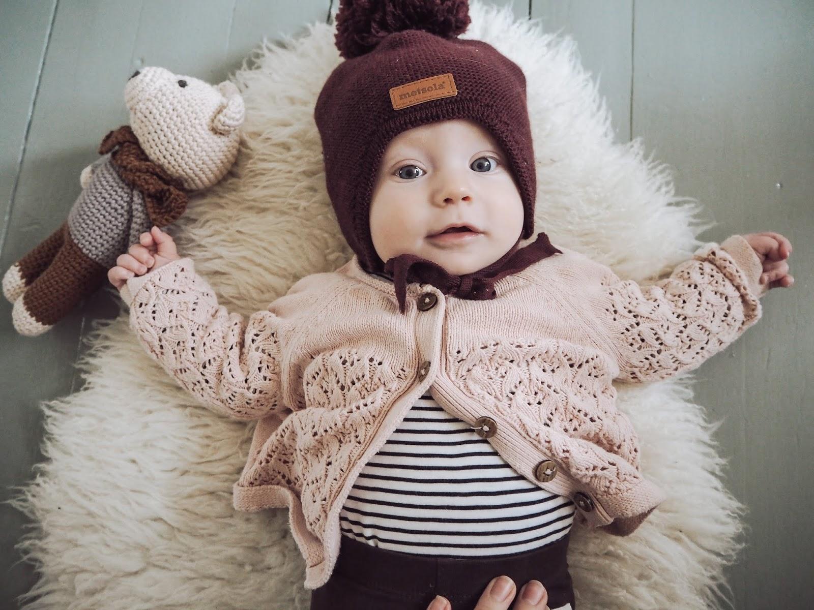 Vauva 4kk Hulinat