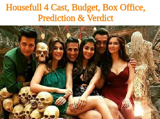 Housefull 4 Box Office Collection Day Wise | Worldwide