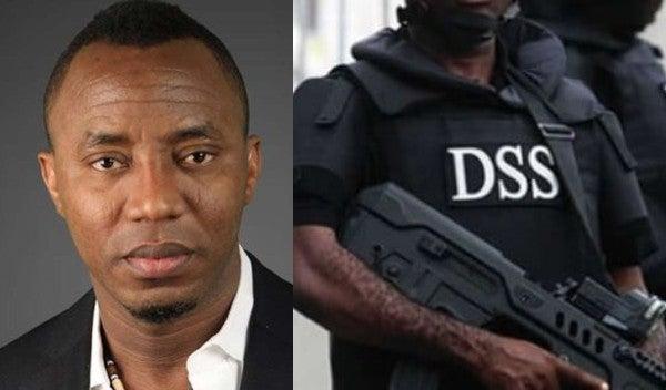 The Reason why DSS is detaining Sowore, Presidency speaks.