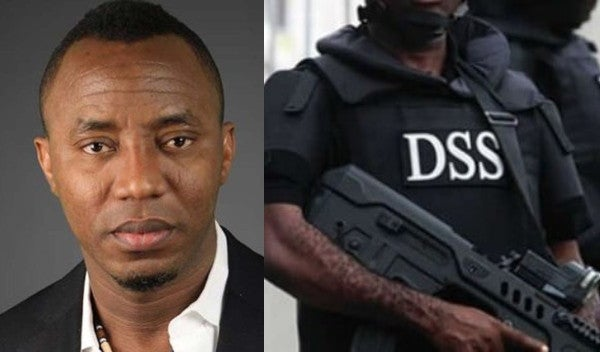 The Reason why DSS is detaining Sowore, Presidency speaks.