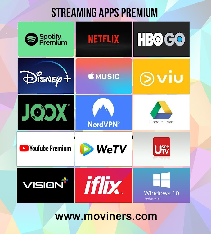 Moviners Streaming Apps Premium