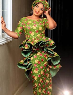 Latest Arewa/Hausa Ankara Styles