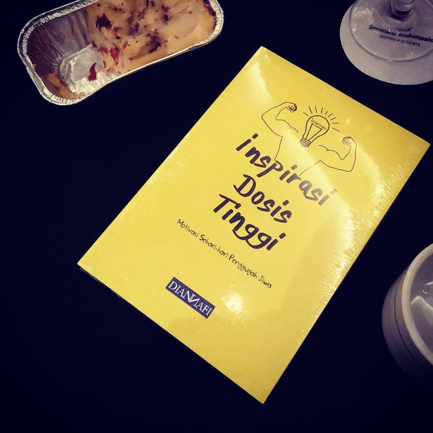 Empat Buku Baru Dian Nafi #DNBooks