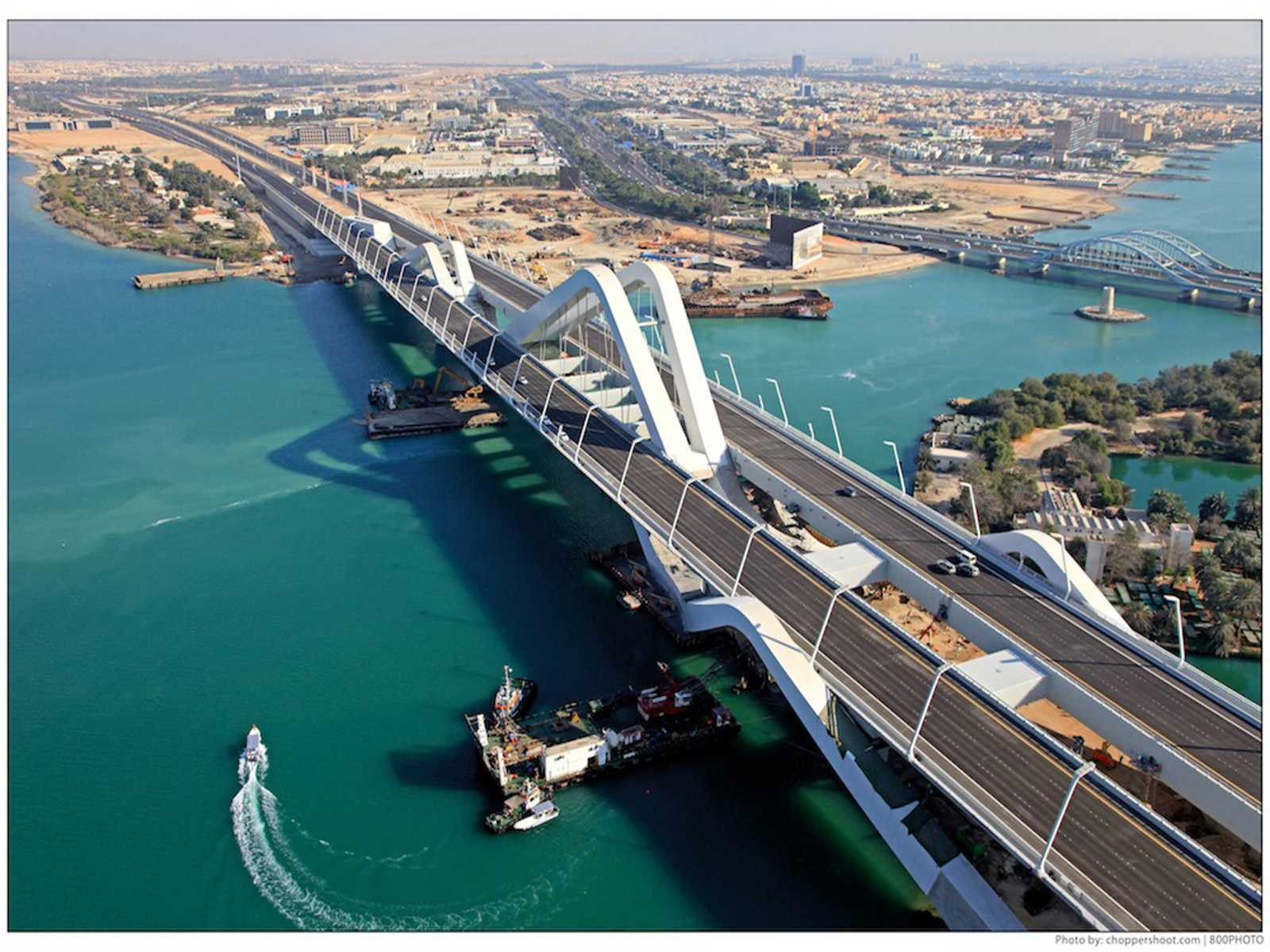 Interior Design Uae Sheikh Zayed Bridge By Zaha Hadid Architects