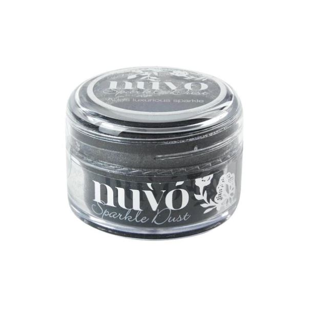 Nuvo Sparkle Dust Black Magic
