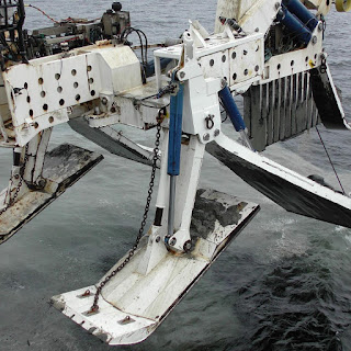 Sea Cable Laying image
