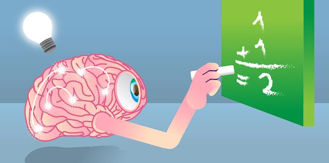 فوائد الرياضيات للدماغ