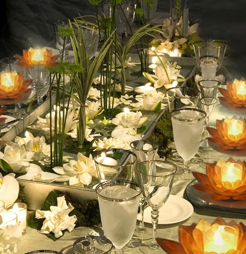 Efeford Weddings Wedding Table Setting Inspiration