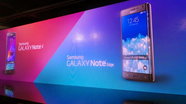 Samsung Galaxy Note Edge Specification and Review