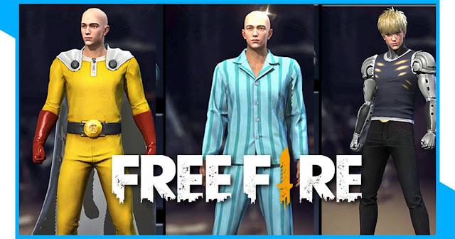 """Who is Saitama in Free Fire """"One Punch Knockout""""?"""