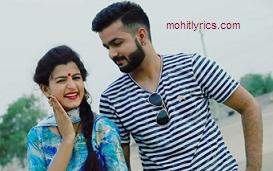 Latest haryanvi song Andy Bhartar sung by Mohit Sharma and Sushila Takher and starring by Mr. Guru , Lara Handbowler, Aarju Dhillon. Andy Bhartar Song Lyrics has written by Surender Dhaka and music has given by Mohit sharma. It has published by NDJ Music.