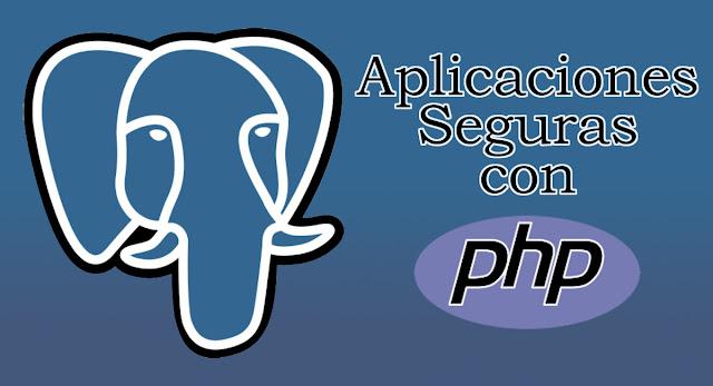 curso aplicaciones seguras con php