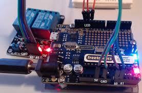 Cara Menggunakan relay dengan arduino uno dan perangkat elektronika lainnya
