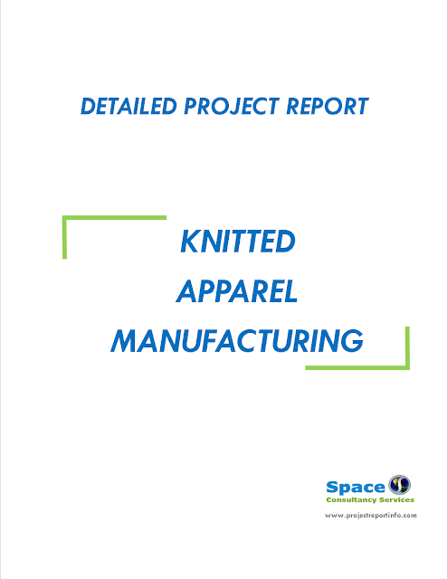 Project Report on Knitted Apparel Manufacturing