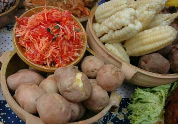 Comida y gastronoma Boliviana  Cochabandido