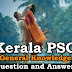 Kerala PSC General Knowledge Question and Answers - 75