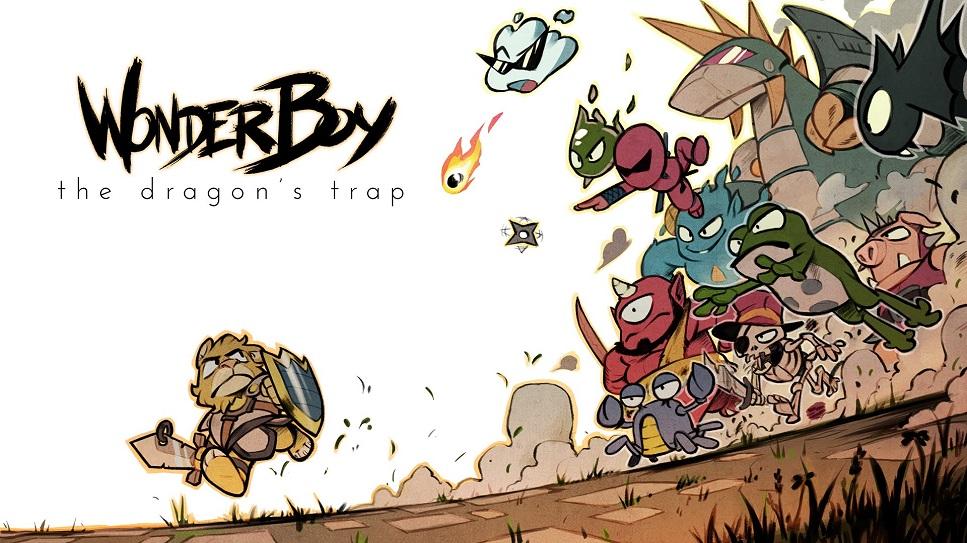 Análise: Wonder Boy III: The Dragon's Trap (Multi) mostra uma roupagem nova  para um jogo antigo - GameBlast