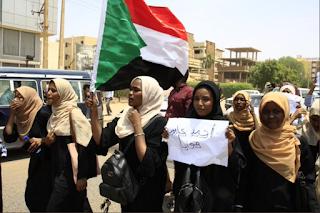 SUDAN: MAZUNGUMZO KATI YA JESHI NA WAANDAMANAJI YAFUTWA