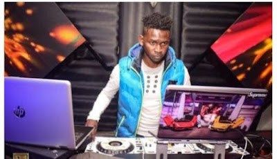 DJ Evolve who was shot by Babu Owino. PHOTO | BMS