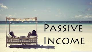 Cari Uang di Internet untuk Mendapatkan Passive Income