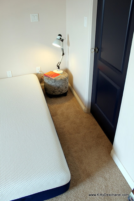 dimensions of an amerisleep mattress