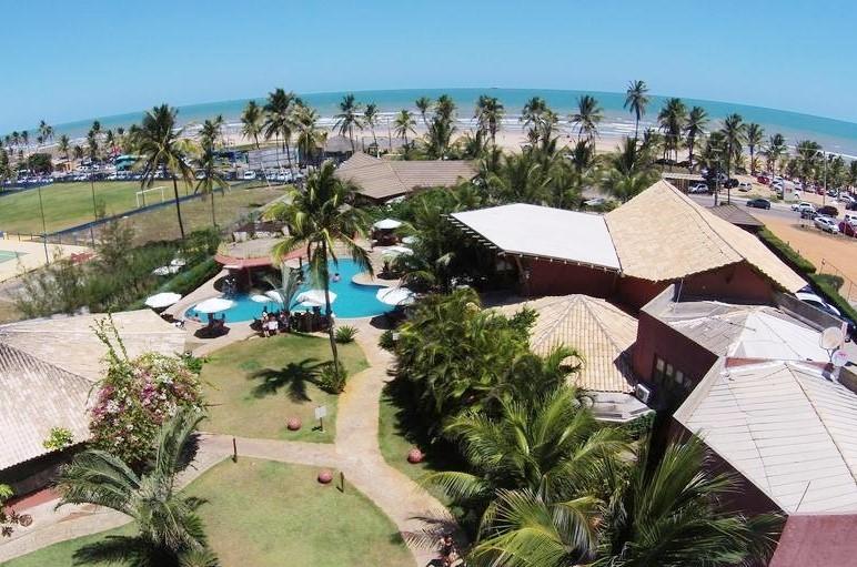 Hotéis em Aracaju Praia de Aruana