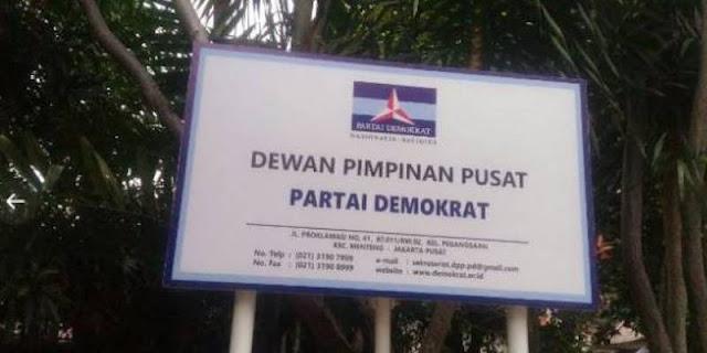 Andi Arief: KLB Moeldoko Akan Main Gila Dengan Merebut Paksa Kantor DPP Demokrat