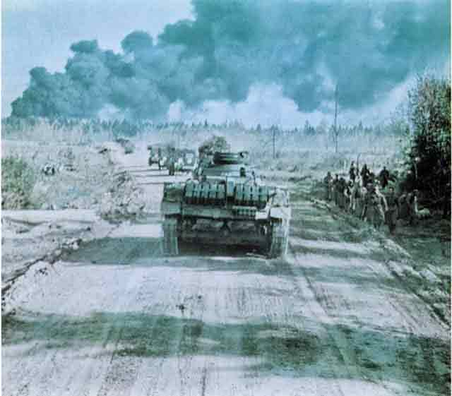 6th Panzer Division 2 October 1941 worldwartwo.filminspector.com