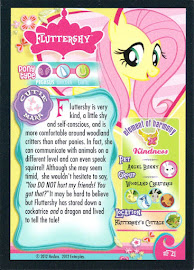 MLP Fluttershy Series 1 Trading Card