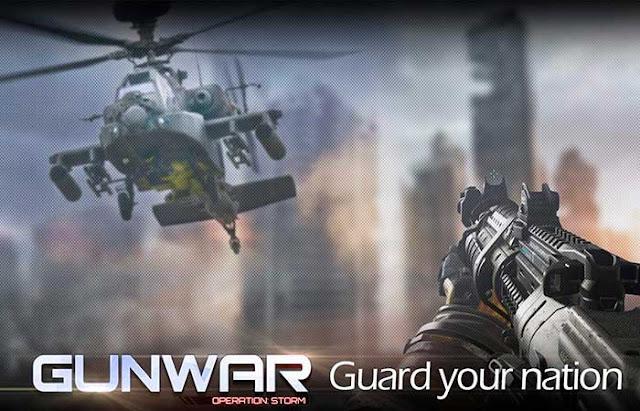 gun war descargar