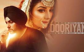 Dooriyan Song Lyrics - Mehtab Virk : दूरियां