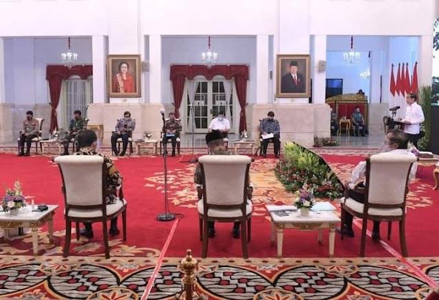 Pesan 329,5 Juta Dosis Vaksin, Presiden Jokowi Akan Jadi Orang Pertama Yang Divaksin