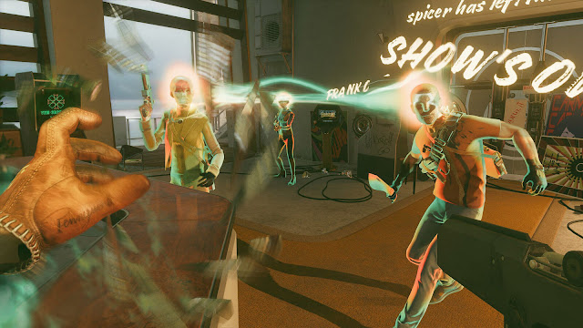 deathloop official gameplay walkthrough state of play 2021 upcoming retro-styled action shooter arkane studios bethesda softworks windows pc playstation 5 timed exclusive playstyle murder puzzle