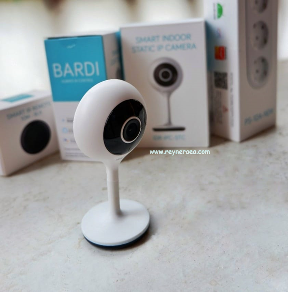 harga Bardi Smart Indoor Static IP Camera