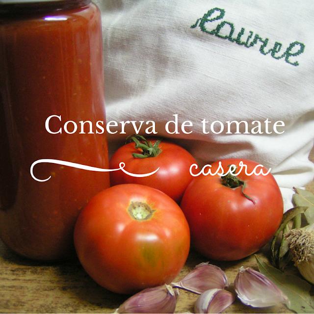 Conserva de tomate casera - Morrico Fino