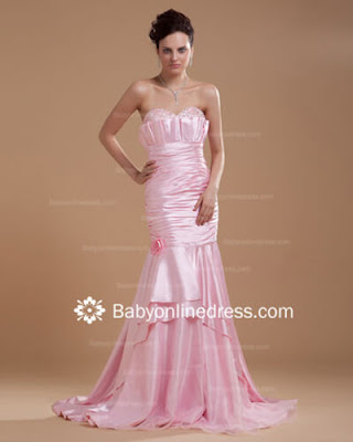 Romantic Tiered Beading/Sequins Sheath/Column Strapless Floor/Knee-length Mother of the Bride Dresses