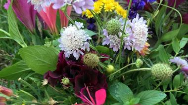 Garden Bouquet. Flores al jarrón