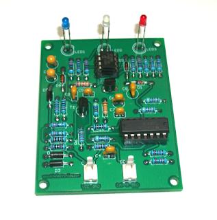 Medidor de ESR 3 Leds (verde)