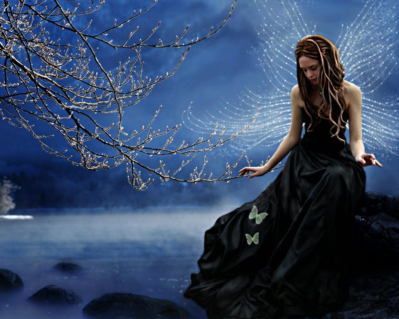 Beautiful Fantasy Fair... Ashlee Simpson Facebook