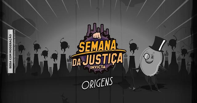 SEMANA DA JUSTIÇA DA CERVEJARIA INVISTA, SEMANA DA JUSTIÇA INVICTA 2019, CERVEJARIA EM RIBEIRÃO PRETO, CERVEJARIA INVICTA, RIBEIRÃO PRETO